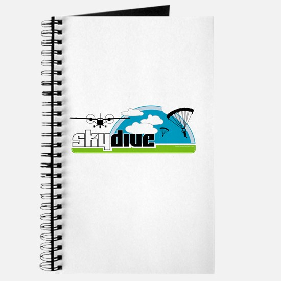 Skydive Dropzone Paradise Journal