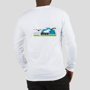 Skydive Dropzone Paradise Long Sleeve T-Shirt