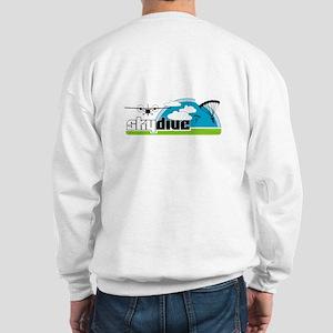 Skydive Dropzone Paradise Sweatshirt