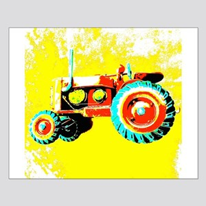 My Tractor Posters Small Poster