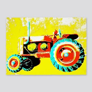 My Tractor 5'x7'Area Rug