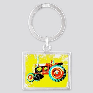 My Tractor Keychains
