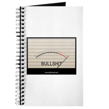 Bullshit Meter1 Journal