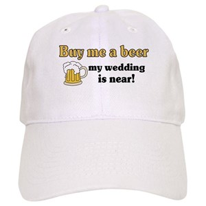 5c7d22f1a42 Tied The Knot Hats - CafePress