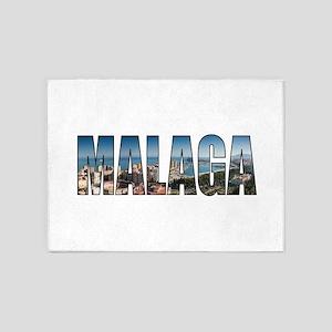 Malaga 5'x7'Area Rug