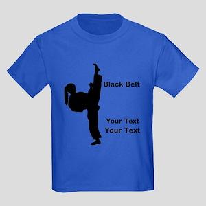Martial Arts Kids Dark T-Shirt
