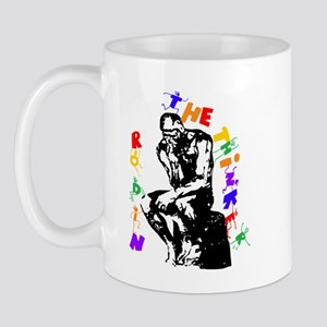 Rodin Thinker for Kids. Mug