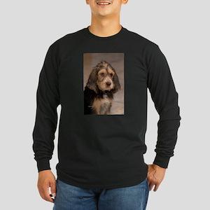 Otteround-6 Long Sleeve Dark T-Shirt