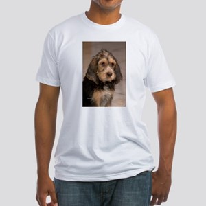 Otteround-6 Fitted T-Shirt