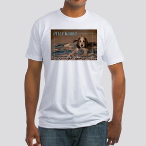 Otteround-7 Fitted T-Shirt