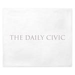 The Daily Civic King Duvet