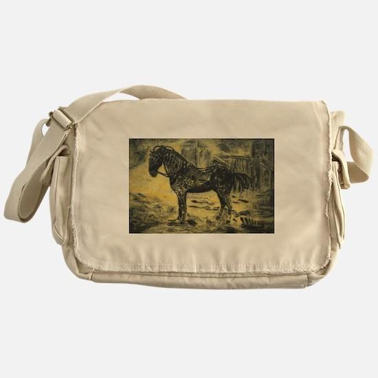 The Charger Messenger Bag