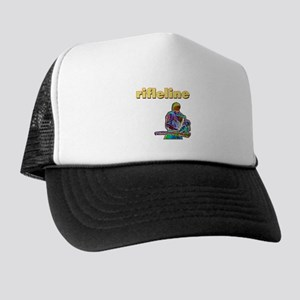 Behind the Back Trucker Hat