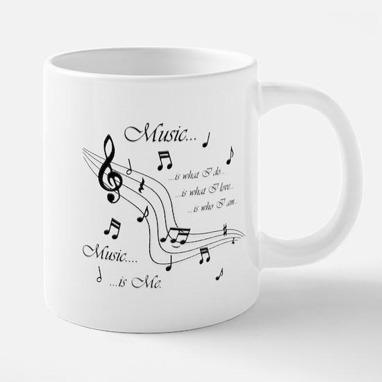 Music is Me Mugs