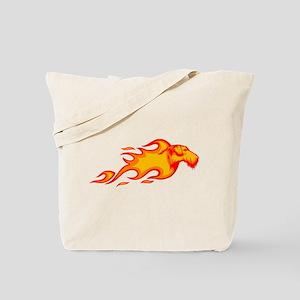 Airdale Terrier Tote Bag