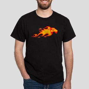 Airdale Terrier Dark T-Shirt