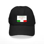 Io parlo italiano/Black Cap