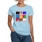 Fancy Colours Women's Light T-Shirt