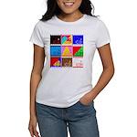 Fancy Colours Women's T-Shirt
