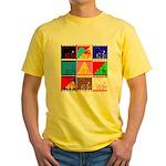 Fancy Colours Yellow T-Shirt