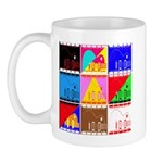 Fancy Colours Mug