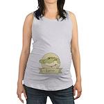 Later Alligator Maternity Tank Top