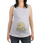 Lucky Duck Maternity Tank Top