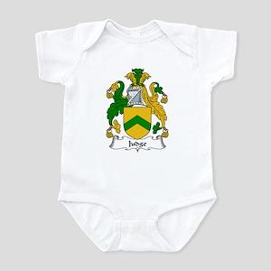 Judge Family Crest Infant Bodysuit