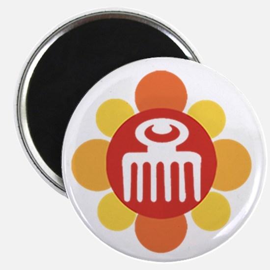 Duafe Flower Magnet