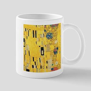 Klimt the Kiss Pattern Detail Mugs