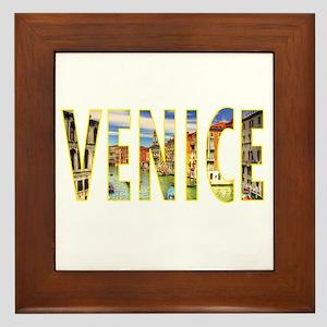 Venice Framed Tile