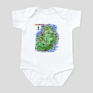 MAP-Mauritius Infant Bodysuit