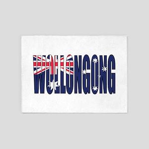 Wollongong 5'x7'Area Rug