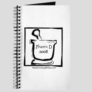 Pharm D 2008 Journal