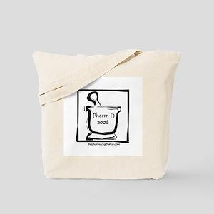 Pharm D 2008 Tote Bag