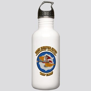WWII Tuskegee Airmae R Stainless Water Bottle 1.0L