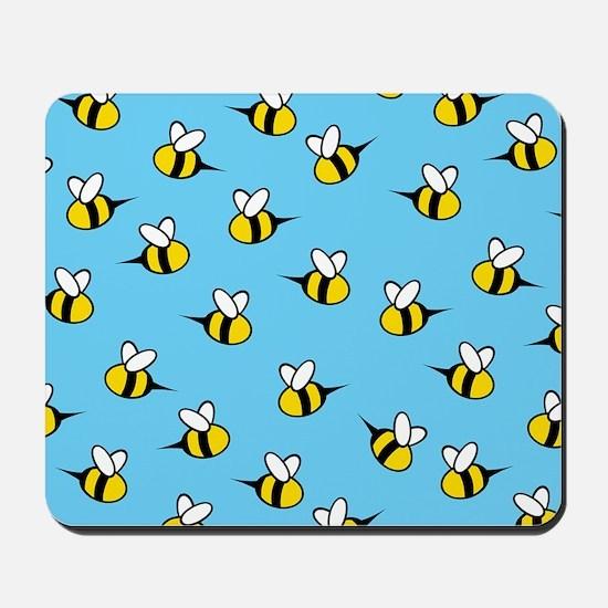 Cute Bees Mousepad