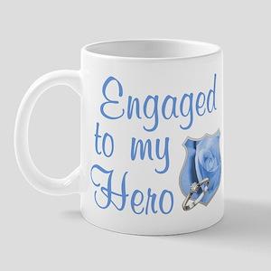 Engaged Police Mug