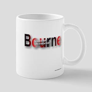 Bournetarget Mug