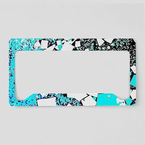 Shards License Plate Holder
