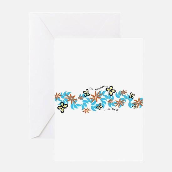 Jumbo Fleur Greeting Card