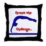 Gymnastics Pillow - Challenge