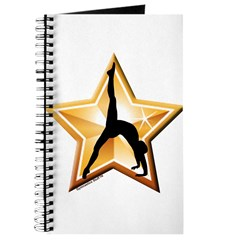 Gymnastics Journal - Star
