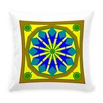 Window Flower 07 Everyday Pillow
