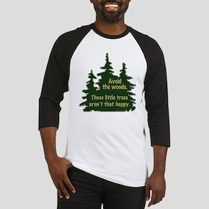 Happy Trees Baseball Jersey