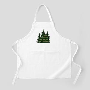 Happy Trees BBQ Apron