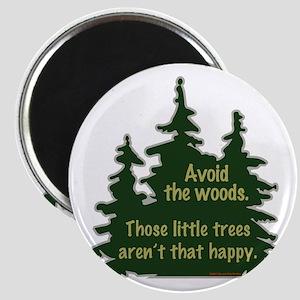 Happy Trees Magnet