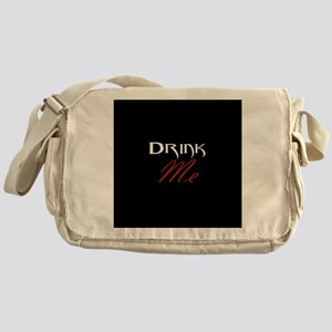 Vampire Nightlife Messenger Bag