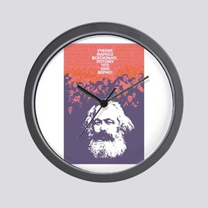 Marx Wall Clock