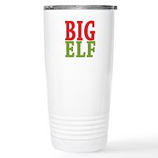 Big Elf 16 oz Stainless Steel Travel Mug